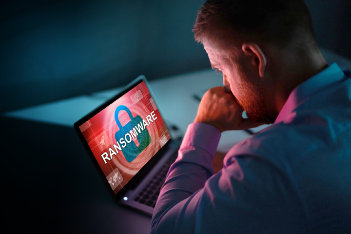 Is ransomware a virus.
